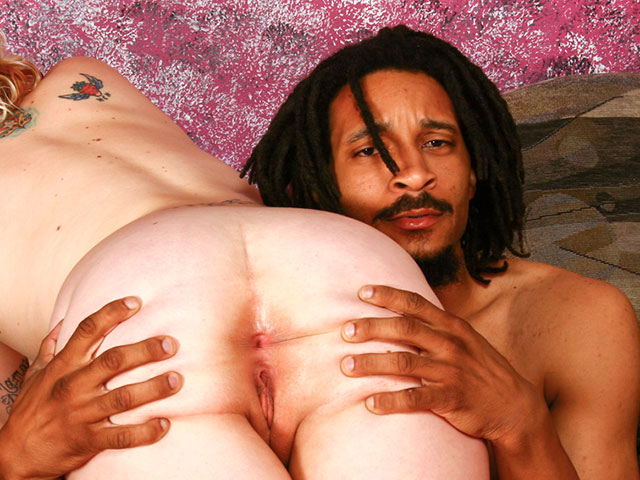 Dick James from InterracialBlowbang.com