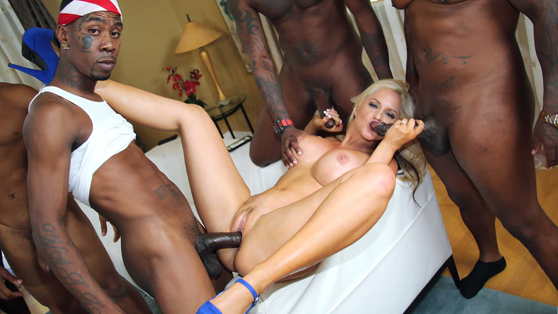 BlacksOnBlondes – Alena Croft