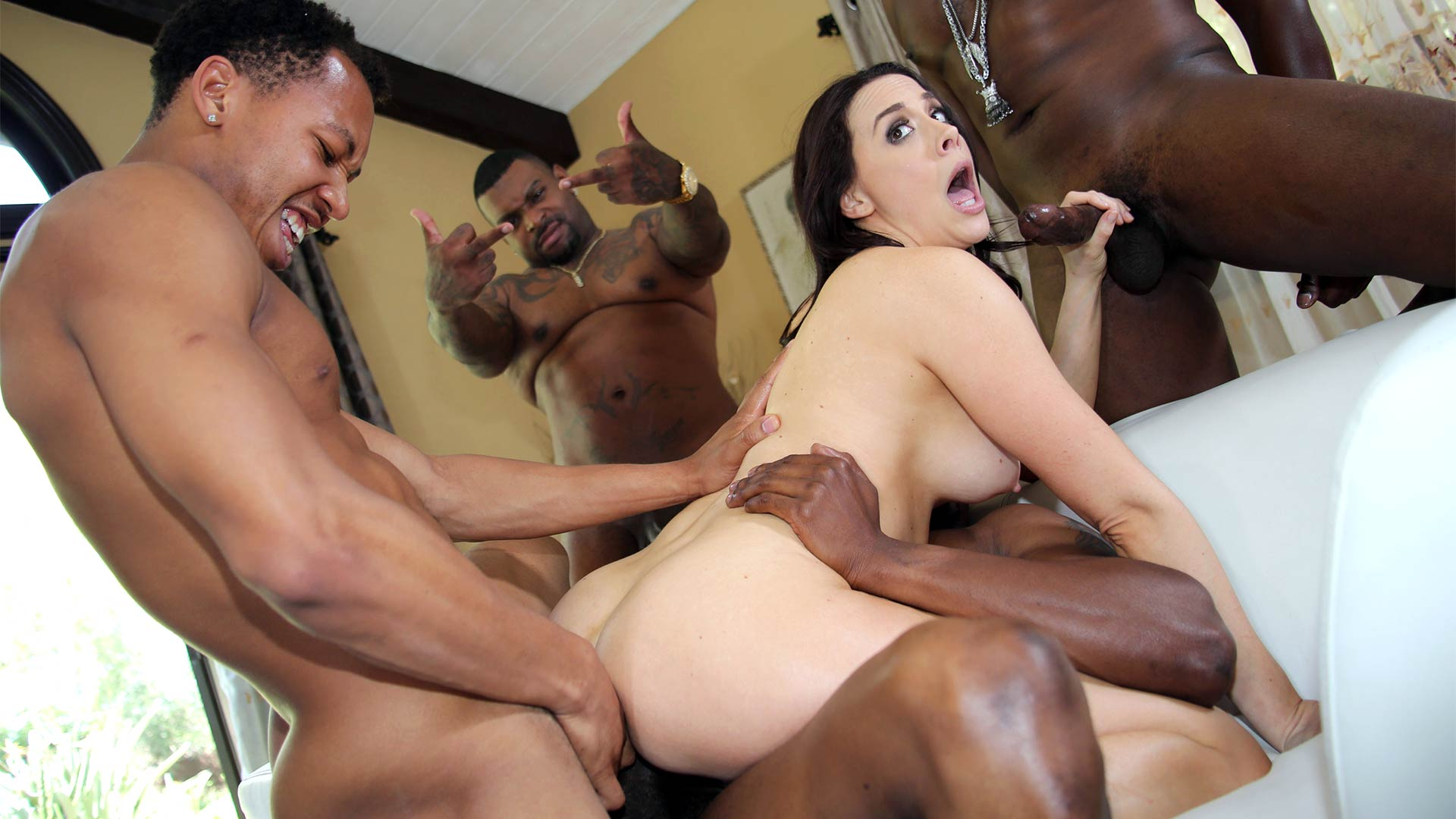 BlacksOnBlondes – Third Appearance – Chanel Preston