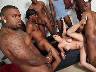 Brooklyn Chase from BlacksOnBlondes.com
