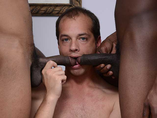 Interracial Pickups Caden Grey