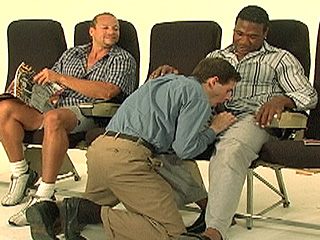 Interracial Pickups White Boy (Fun Flight)