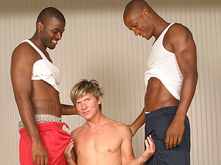 Interracial Pickups Jared Scott