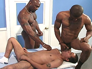 Interracial Pickups Mr. Pain
