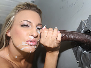 Hailey Holiday from GloryHole.com