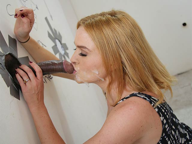 Krissy Lynn from GloryHole.com