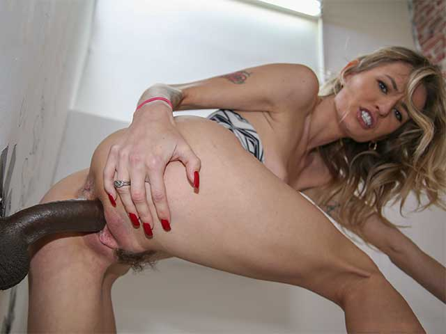 Natasha Starr from GloryHole.com