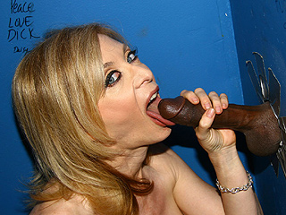 Nina Hartley from GloryHole.com