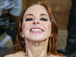 Penny Pax from InterracialBlowbang.com