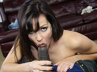 Bobbi Starr from InterracialPickups.com