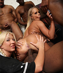 Black Cock Britney Young