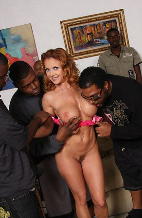Janet Mason Gangbang Blacks On Blondes