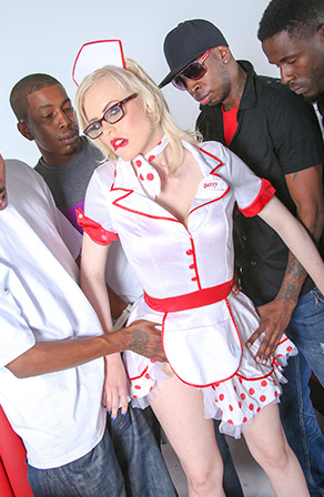 Kristy Snow Interracial Sex