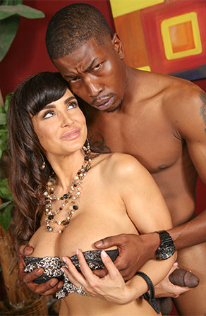 lisa ann interracial