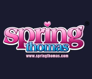 SpringThomas.com included when you sign up for Gloryhole.com