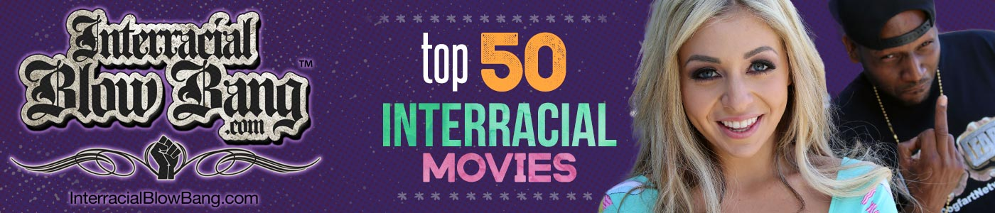 Banner for highest rated interracial movies from DogfartNetwork