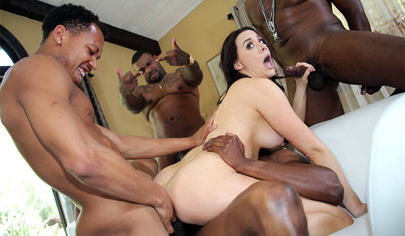 Chanel Preston - blacksonblondes.com
