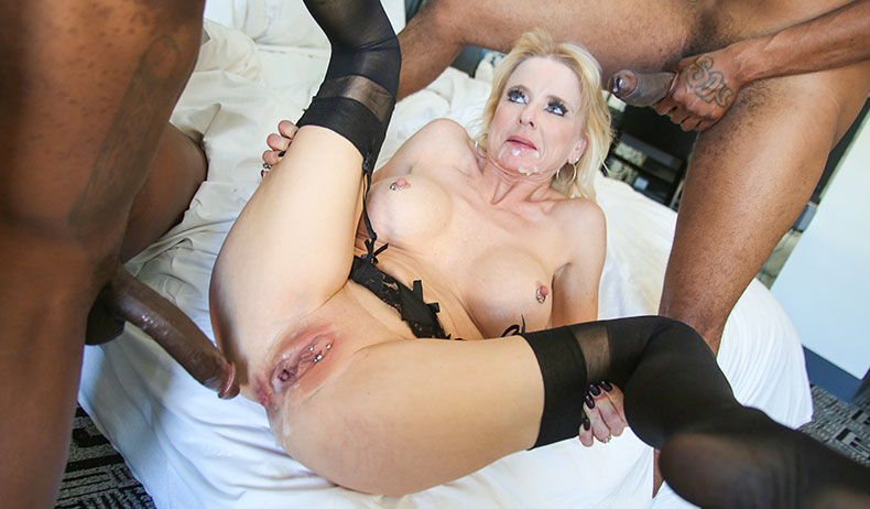milf interracial anal photo № 41649