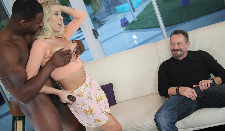 Katie Morgan - Cuckold Sessions Video